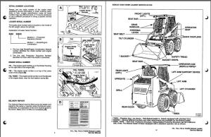 Bobcat 743 Ignition Wiring Diagram On 742 Wiring Diagram
