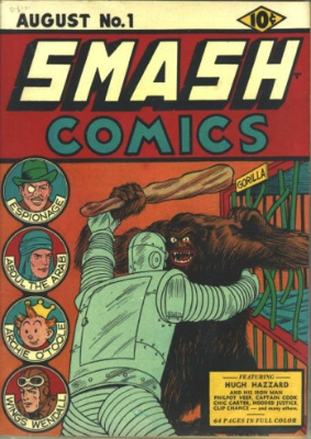 Origin And First Appearance Of Superheroes And Villains B