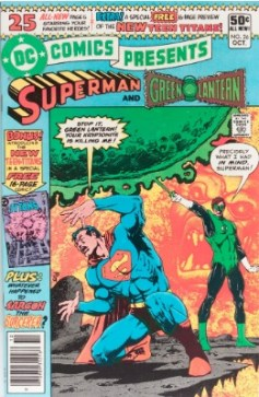 Image result for dc comics presents 26