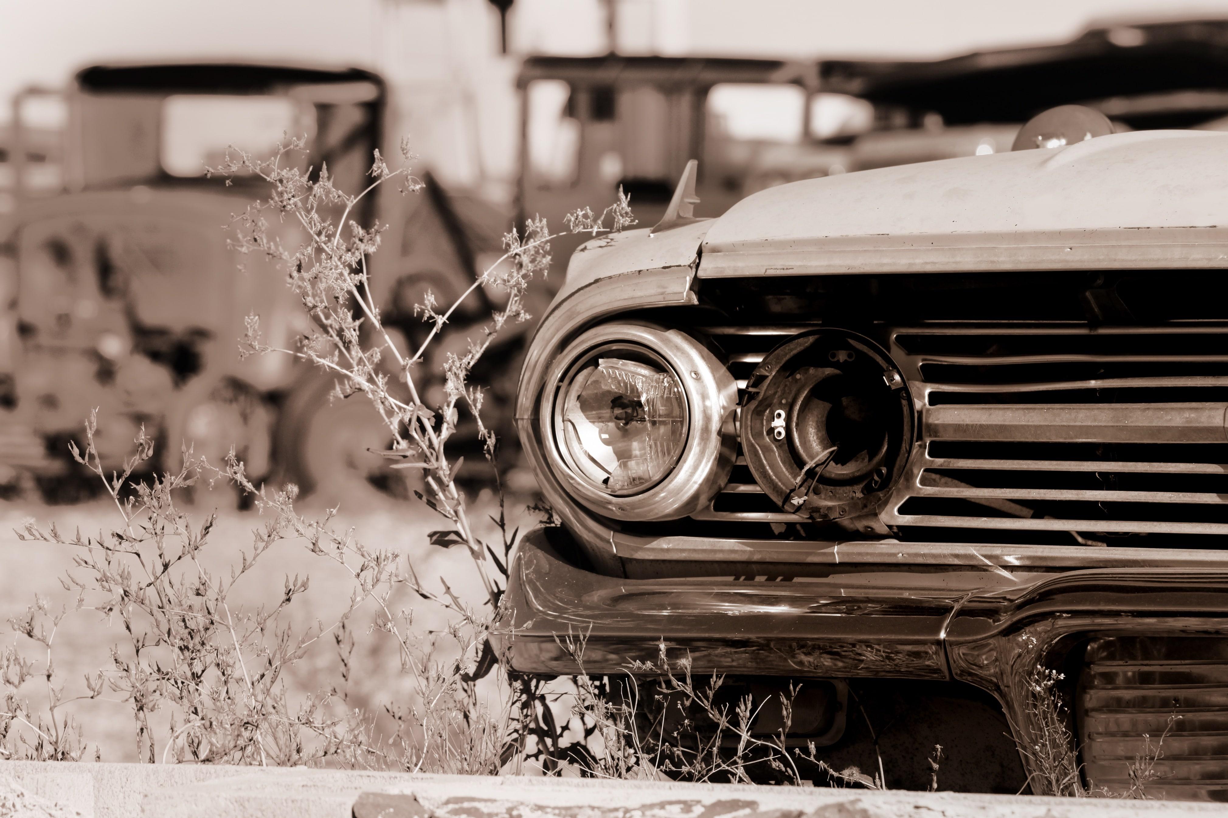 Junk Car Removal Tampa Bay | Call Us - 813 699 2278 | SellMyHoopty