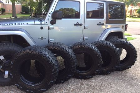 Nitto Jeep Tires 3