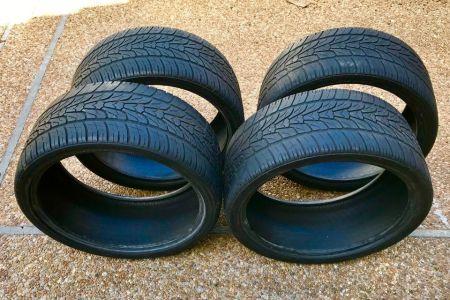 tire set 4
