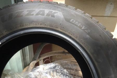 Snow Tires 1