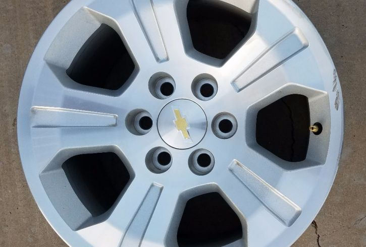 Wheel 4
