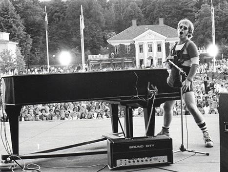 Elton John på Liseberg