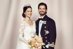 Lördagen den 13 juni vigdes Prins Carl Philip och Fröken Sofia Hellqvist i Slottskyrkan på Kungliga slottet i Stockholm. On Saturday 13 June 2015, Prince Carl Philip and Miss Sofia Hellqvist were married in the Royal Chapel at the Royal Palace of Stockholm. H.K.H. Prins Carl Philip och H.K.H. Prinsessan Sofia. H.R.H. Prince Carl Philip and H.R.H. Princess Sofia.