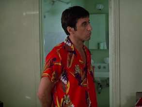 scarface hawaii shirt