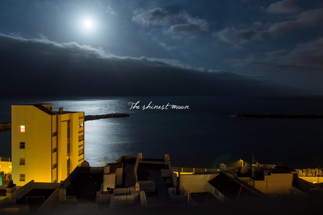 Nocturna en Santa Cruz de La Palma