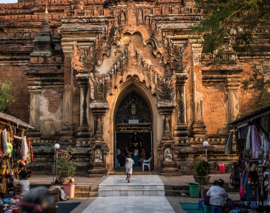 Bagan, la ciudad de más de 2000 templos
