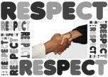 slogan for respect