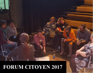 Forum citoyen 2017