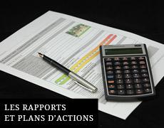 Les Rapports et Plans d'actions de la La Société écocitoyenne de Montréal