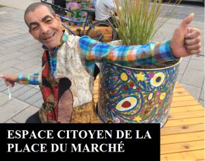 Espace citoyen de la Place du marché