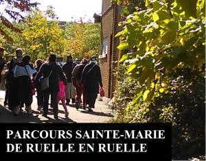 Parcours Sainte-Marie de ruelle en ruelle