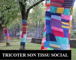 Tricoter son tissu social