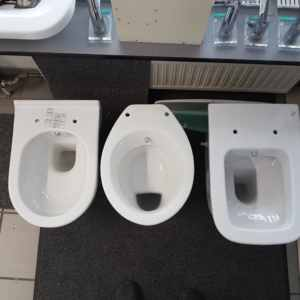 SEMA Sanitär Sanitärinstallation Wien 1160 unterschiedliche WC Formen Lagernd und sofort erhältlich ist derExclusive Sanitärartikel 2018 WC, Urinal &Bidet in einenWC&Bidetauch für Ihr Bad. Die Top Toiletten Anlage im Sanitärhandel 20180608_102534
