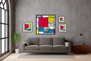 IN SITU EDITION PIET FEMALE ABSTRACTION 05