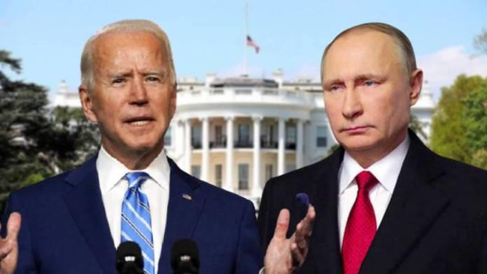 Putin desafió a Biden a un debate en vivo después de que el presidente lo llamara 'asesino'