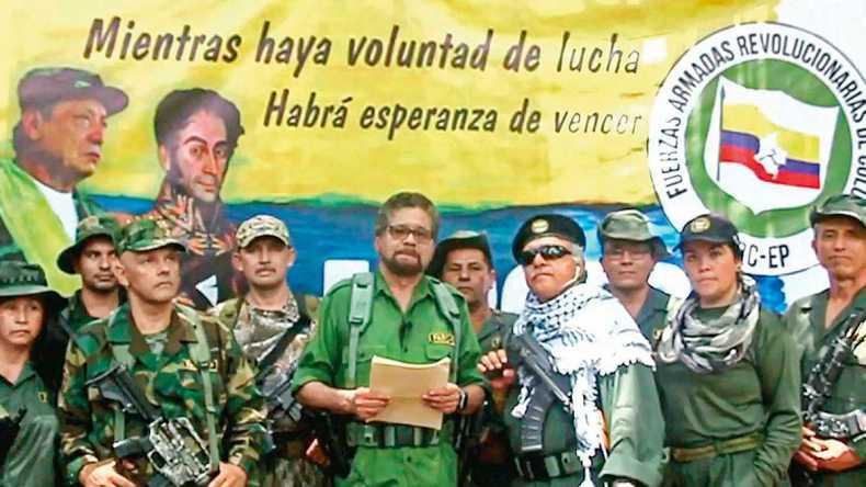 guerra de bandas  El Ejército venezolano se habría unido con las disidencias de la Segunda Marquetalia de Iván Márquez para atacar a las de Gentil Duarte.