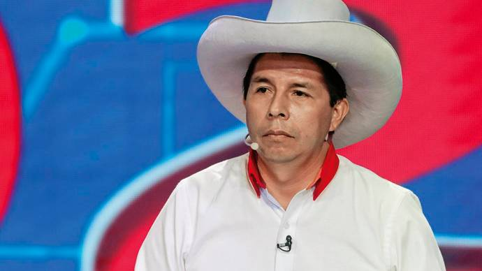 Pedro Castillo, el maestro campesino que le daría un giro a la izquierda a Perú