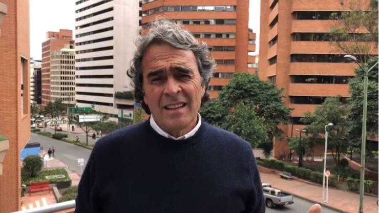 Sergio Fajardo pide marchar en otro momento