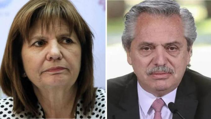 Preocupación por un cara a cara entre Alberto Fernández y Patricia Bullrich