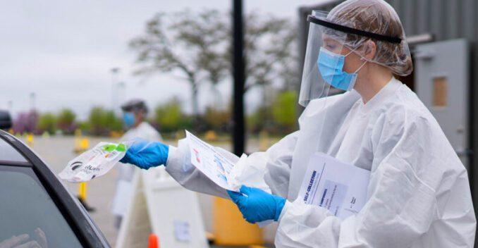 Miami: Por aumentos de contagios, reabren centros de pruebas COVID-19