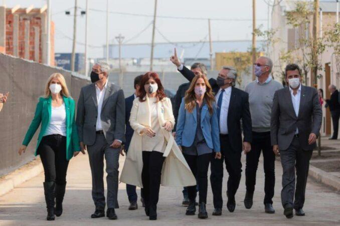 En medio de la peor crisis política de su Gobierno: Alberto Fernández reúne por primera vez a todo su Gabinete