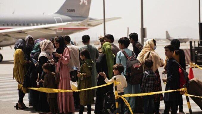Estados Unidos utilizará la base en Alemania para los evacuados afganos