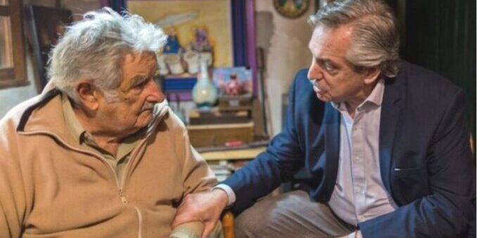 """Pepe Mujica, sin piedad, sobre la fiesta en Olivos: """"A los presidentes no se los puede perdonar"""""""