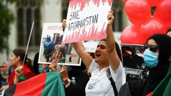 Reino Unido: Londres y la bienvenida a los refugiados afganos