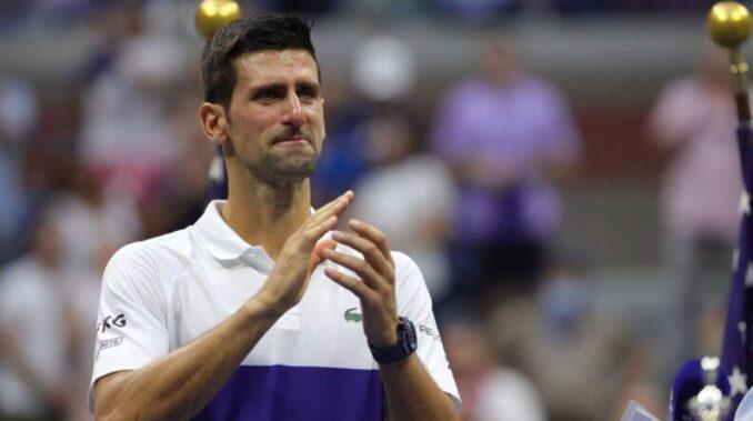 Final del US Open: Novak Djokovic perdió el partido más importante de su vida
