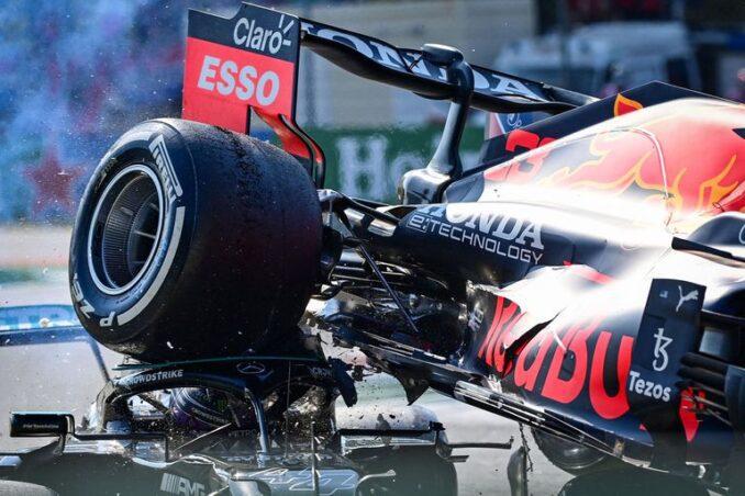 Dramático accidente en la Fórmula 1: Lewis Hamilton salvó su vida de milagro