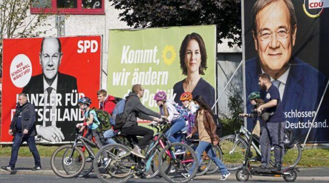Fin de la era Merkel tras 16 años de gobierno: Ganó el socialdemócrata Olaf en las elecciones en Alemania