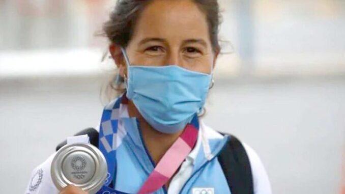 La Leona Sofía Maccari sigue con la desesperada búsqueda de su medalla olímpica