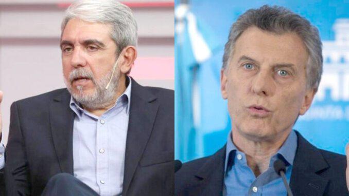 """""""Eso lo hace el hijo de p... de Mauricio Macri"""": Aníbal Fernández tuvo un nuevo exabrupto"""
