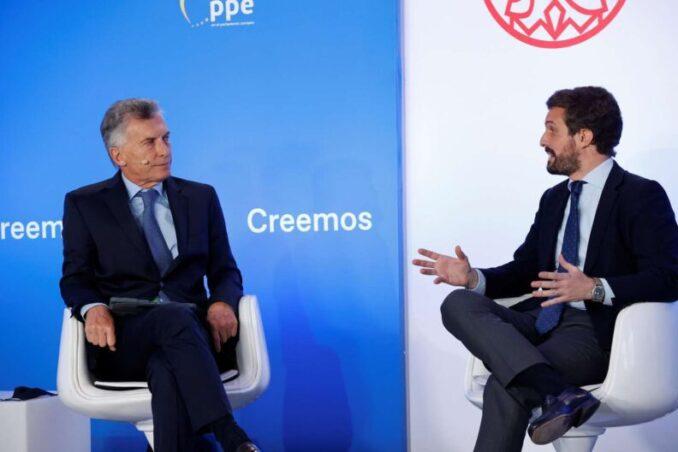 """Duelo verbal en el Congreso español: """"Bonos peronistas y ley chavista"""""""