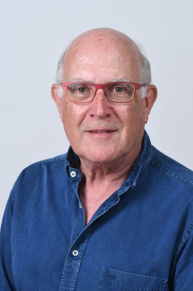 Profesor Jonathan Gershoni