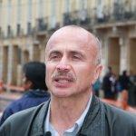 Centrales sindicales y federaciones del sector público presentan a Santos pliego de peticiones unificado