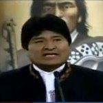 Evo Morales promulga ley contra violencia de género en Bolivia