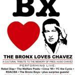 Jóvenes revolucionarios del Bronx rinden homenaje a Chávez