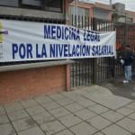 Suspenden paro en Medicina Legal