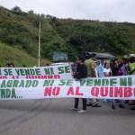 Responsabilizamos al Gobierno Nacional del despojo y desplazamientos en nuevos desalojos por parte del Estado