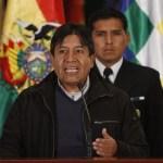 Francia y Portugal niegan sobrevuelo de nave del presidente Evo Morales