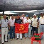 Comunistas y Marcha Patriótica del Magdalena solidarios con huelga de trabajadores de multinacional Drummond