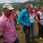 Guardia Indígena entrega a militares infiltrados a comisión del ministerio público en Caquetá
