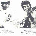 Tributo a Pablo Neruda y Víctor Jara