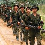 """FARC: """"Nos sentimos hermanados con las luchas desarrolladas por los jóvenes del mundo"""""""