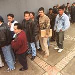 Descenso del desempleo: Lloviendo sobre mojado