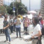 Estudiantes del Conservatorio del Tolima exigen democracia y recursos económicos